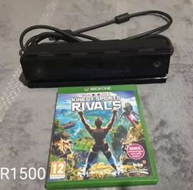 Xbox One Kinect + Kinect Sports Rivals game