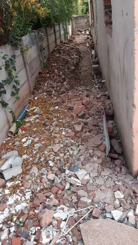 R600/Rubble REMOVAL/TLB hire/tree felling