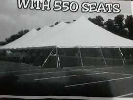 Im selling my 4 pole tent