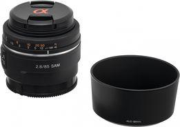 Объектив Sony 85 mm f/2.8 SAM (Портретный)