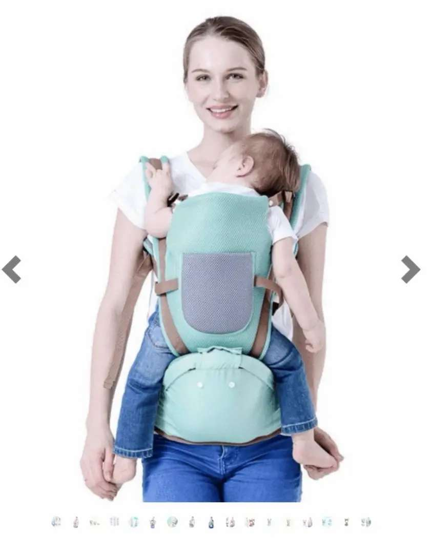Iconix Baby Carrier 0