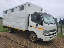 Personnel Carrier  - Hino300 814LWB