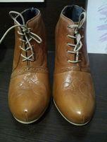 Ботильоны ботинки женские