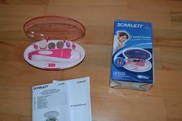 Набор для маникюра и педикюра Scarlett SC-954 на подарок