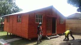 Africa King Wendy Houses