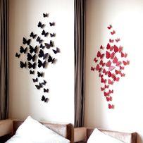 3D Наклейки. Бабочки, Стрекозы