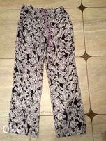 Летние легкие женские брюки