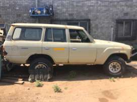 Toyota Land cruiser station wagon, 1986, 4x4, petrol, runner