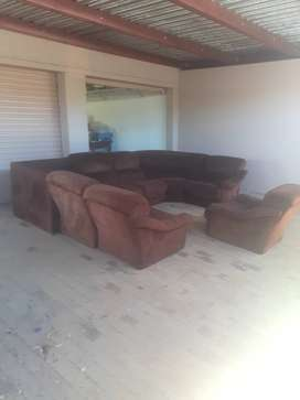8-piece Lounge Suite. Bought new 40 years ago.