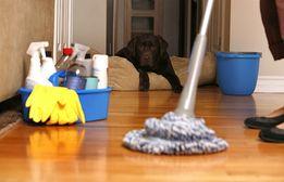 Уборка квартир, домов, домработница.