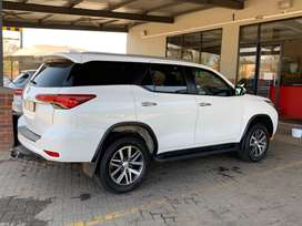 2017 Fortuner 2,8 GD-6 R/B A/T