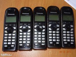PANASONIC szt. 5 Bezprzewodowa sieć telefoniczna