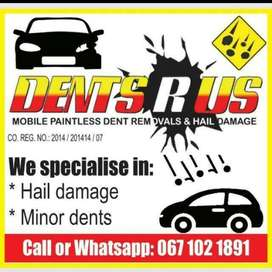 Looking for a Dent Technician