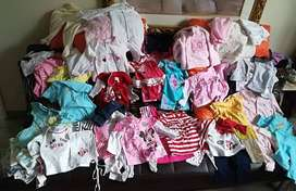 baby clothes never used