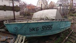 Катер (моторная лодка) Прогресс 2М