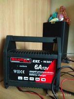 Зарядний пристрій для автомобільного акумулятора
