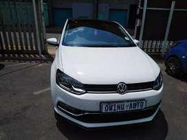 Used 2016 VW polo Tsi 1.2i confortline