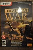 Theatre of War Pola Zagłady - gra na PC, wersja PL napisy i dialogi