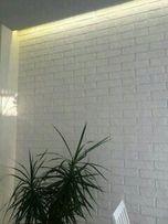 Шпаклевка штукатурка обои покраска стеклохолст плитка сантехник