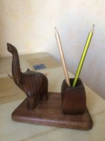 Офисный декор, подставка для карандашей, на подарок