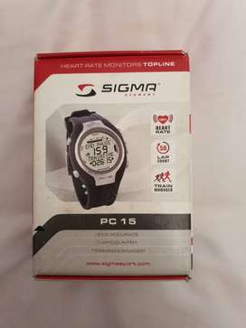 Sigma Heart rate. PC15