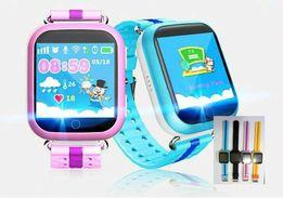 Умные детские Часы Smart Baby Watch Q100s+Подарок