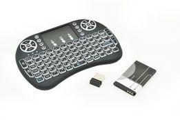 Клавиатура беспроводная для Android, SmartTV. Мини i8 LED с подсветкой