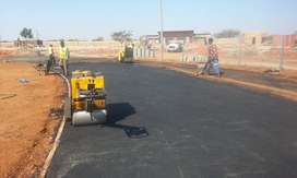 Tar Surfacing Gauteng