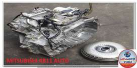 IMPORTED USED MITSUBISHI 4B11 AUTO GEARBOX FOR SALE AT MYM AUTOWORLD