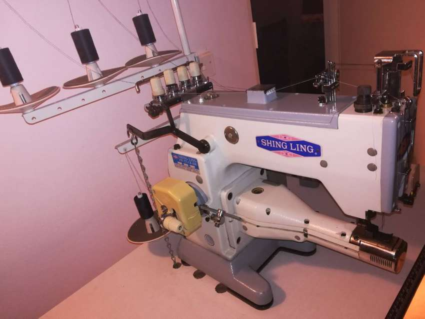 SHING LING INDUSTRIAL SEWING MACHINE FOR SALE 0