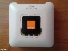 Modem ZTE ZXDSL 852 - cały zestaw instalacyjny