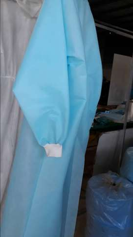 Reinforcement surgical gowns