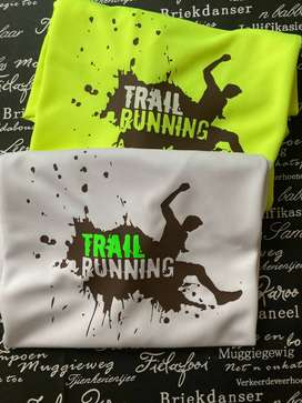 Running themed shirts