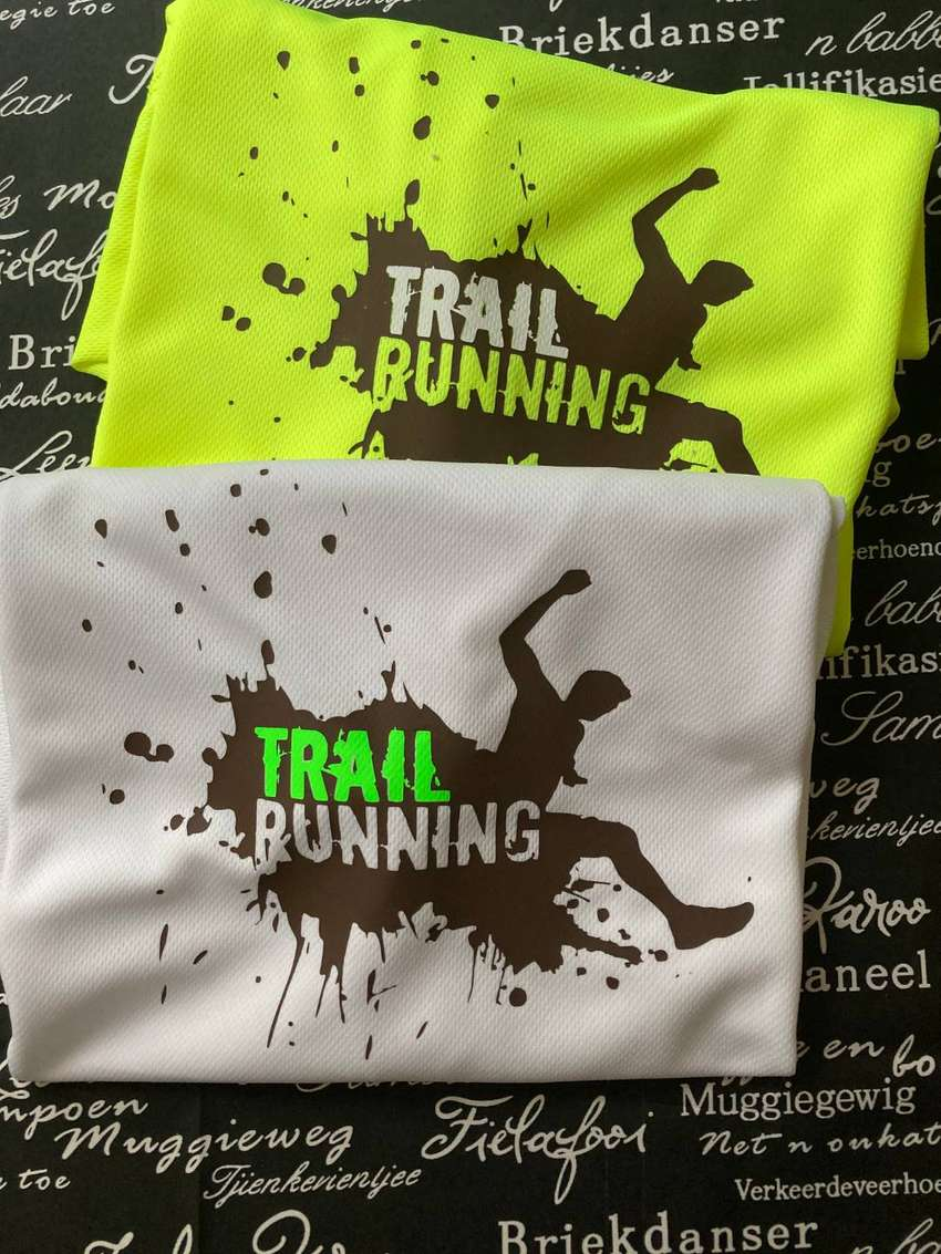 Running themed shirts 0