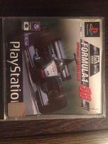 Formuła 1 gra na play station 1998 dla kolekcjonera