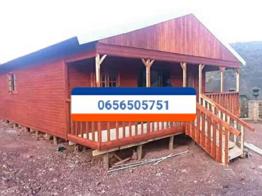 LOG HOMES AND WENDY HOUSES ON SPECIAL CALL/WHATSAPP 0