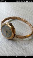 Часы золотые швейцарские CYMA