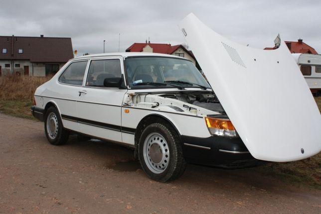 SAAB 900 Clasic 2.0i Sedan Coupe Dziwnów - image 5