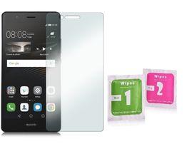 Szkło hartowane 9H Huawei P8 Lite 2017 P9 P10 Lite P20 Pro Mate 10 20
