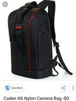 рюкзак для камери