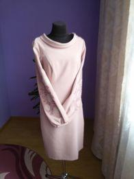 Вишукане плаття з вишивкою