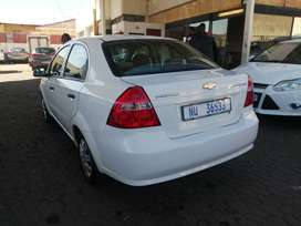 2011 Chevrolet Aveo 1,6 engine capacity