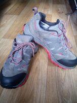 Продам кроссовки полуботинки Ridge Ботинки оригинал. ecco karrimor
