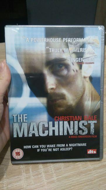 """The Machinist""/PL- ""Mechanik"" film DVD, NOWY w folii, lektor ang. Sosnowiec - image 1"