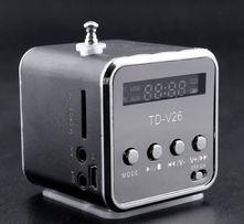 Портативная колонка SPS TD V26 мобильная колонка мини USB FM