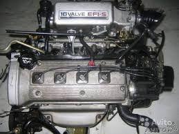 продам двигатель от тойота королла 1.3 4EFE