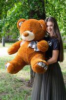 Мишка Барни, большой плюшевый медведь бесплатная доставка