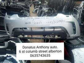 Land rover/range rover discovery front bumper