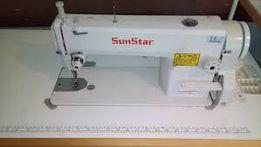 Продам промышленную швейную машину б/у Сан Стар КМ250В.