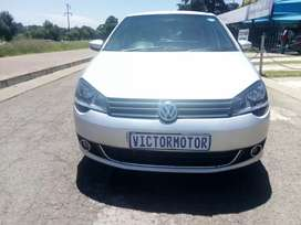 2017 VW Polo 1.4 manual 46 000km for sale
